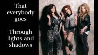 OG3NE-LIGHTS AND SHADOWS LYRICS