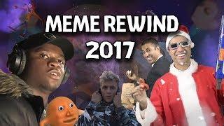Meme Rewind 2017 (ft. Cyranek, TwinkieMan)