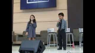 Alana e Lucas - Culto de Gratidão - 4 Anos de louvor Vocal Vida