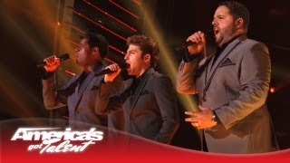 "Forte - Spanish Opera Cover of ""My Heart Will Go On""- America's Got Talent 2013"