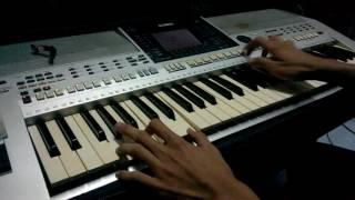 Thắng Keyboard Hoa cài mái tóc - organ Bến Tre