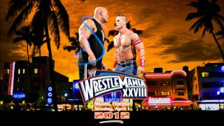 Wwe  Wrestlemania 28 Official Theme Song   invincible