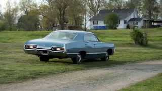 1967 Chevrolet Impala 4 door Hardtop FOR SALE 67 Chevy Impala 4 dr hard top