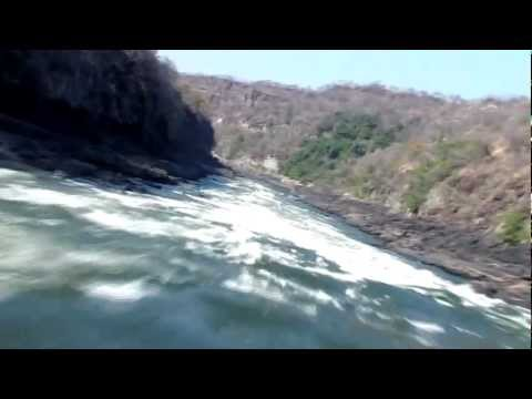 Low Level Helicopter Ride – Victoria Falls