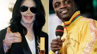 Michael Jackson feat. Akon_HOLD MY HAND /// NEW NEW