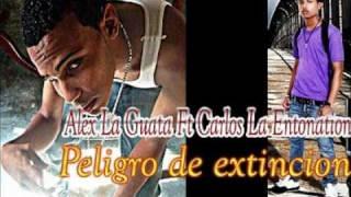 Alex La Guata & Carlos La Entonacion- Peligro De Extincion (Demo)