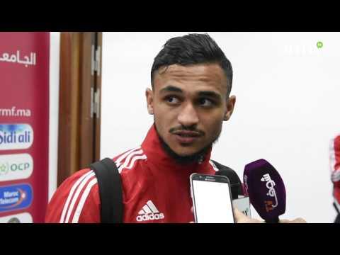 Déclarations des joueurs à l'issue de la victoire sur la Tunisie