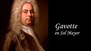 Gavotte en Sol mayor (G.F.Händel)