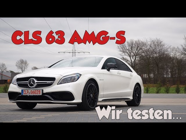 Mercedes-AMG CLS 63 S (218)