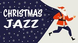 Smooth Christmas Music - Christmas Carol JAZZ Mix - Holiday JAZZ Music