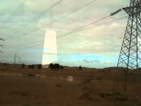 Morocco 2010 Video Diary – Video 15 – Train To Fez