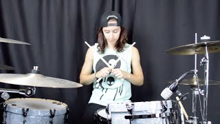 Heathens - Twenty One Pilots - Drum Cover