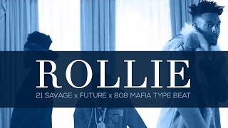 [FREE DL] 21 Savage type beat x 808 Mafia type beat - ROLLIE (prod. by Teddy Banks)