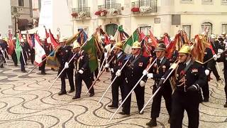 Desfile dia Nacional do Bombeiro 2017