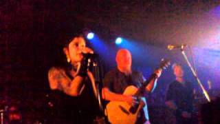 Tristania - Tender Trip on Earth live HD Prague Exit Chmelnice, 19.10.2010
