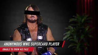 Promoción de AJ Styles sobre la temporada 3 de WWE SuperCard