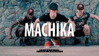 MACHIKA - J. Balvin, Jeon, Anitta I Coreógrafo Tiago Montalti