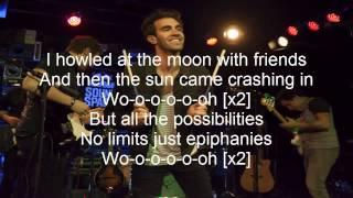 American Author- Best Day Of My Life- Lyrics Video