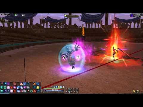 DEKARON: Action 12 - Black Wizard (Toshi) VS Half Bagi (Razzy)