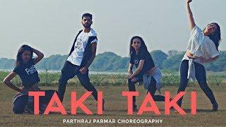 Taki Taki - DJ Snake ft. Selena Gomez, Ozuna, Cardi B   Parthraj Parmar Choreography
