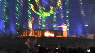 Hard Bass 2012 Team Green - Headhunterz vs Psyko Punkz - Disrespect