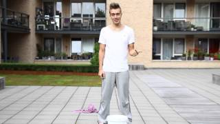 Headhunterz Ice Bucket Challenge
