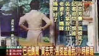 巴紐醜聞 黃志芳:張俊雄逼我2小時辭職