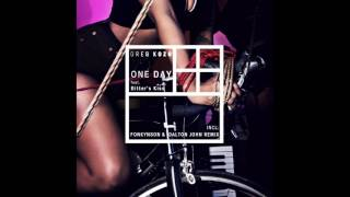 Greg Kozo - One Day (Fonkynson remix)