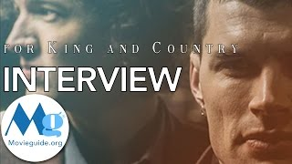 for King & Country: Ceasefire Exclusive Interview