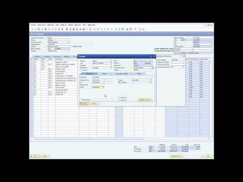 Operativní plánování pro SAP Business One