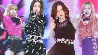 BLACKPINK - 'WHISTLE' + 'PLAYING WITH FIRE' LIVE PERFORMANCES width=