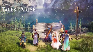 New Tales of Arise trailer showcases activities and character personalities