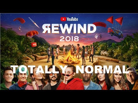 """Youtube Rewind 2018"" - Totally Normal Comment Sections"