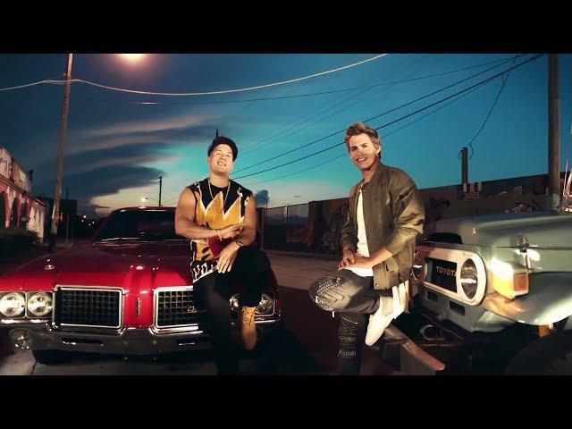 Video oficial del tema Vamo' a la calle de Carlos Baute y Chyno Miranda