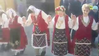 Петльовденско хоро в с. Падина