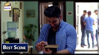BEST SCENE |  Koi chand Rakh Episode 23 |- #AyezaKhan