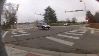 Hooning a Civic Wagon
