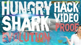 Hungry Shark Evolution Hack – How to Get Free Free Coins and Free Gems 2017