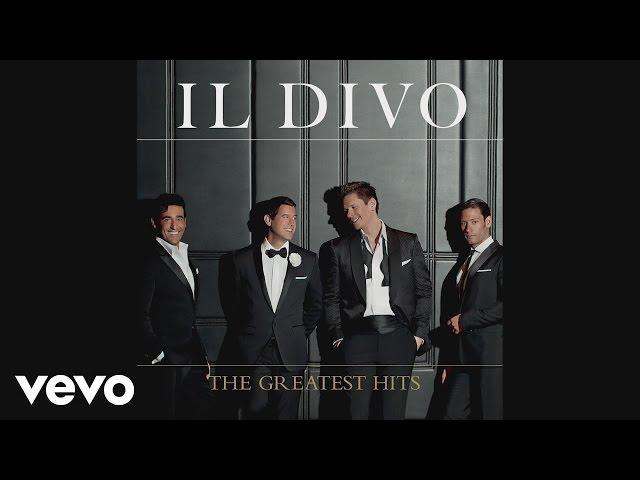 """Audio del tema """"A mi manera"""" de il Divo"""
