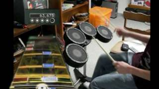 Rock Band 2 - I'm Shipping Up to Boston Drums FC 100% Expert