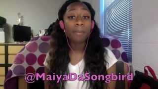 Rihanna - Pour It Up (Cover) Maiya B.