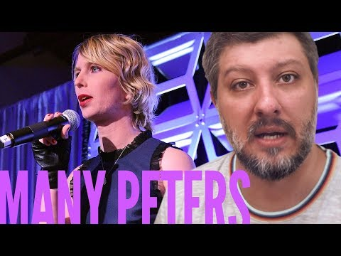 Chelsea Manning & Media Structures | Many Peters¹⁷