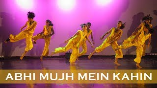 Abhi Mujh Mein Kahin | Dance Performance | SparkLights 4 | Abstratics
