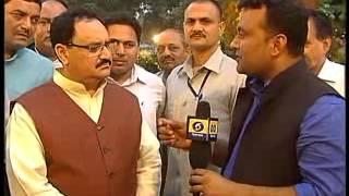 Meet new ministers: Jagat Prakash Nadda