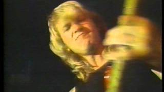 Cock Robin Rock and Roll Evening News 12/7/86