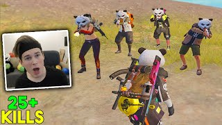 WHICH PANDA IS THE BEST?   PUBG Mobile