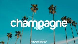 """Champagne"" - Dope Beat x Trap Instrumental  (Prod. Danny E.B)"