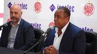 Le Wydad de Casablanca prolonge le contrat d'Ingelec contre 23 MDH
