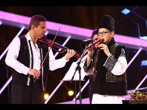 Boloca Tudor știe să cânte la nouă instrumente, Next Star
