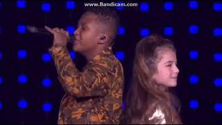 Sur ma route - Erza & Gabriel | Kids United Live